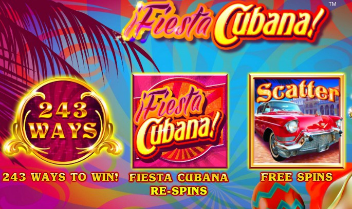 iFiesta cubana from NextGen Gaming