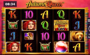 Autumn Queen Slot Machine