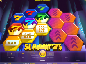 Slammin' 7s Slot Machine