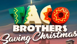 Taco Brothers: Saving Christmas Slot Machine