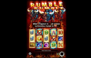 Rumble Rumble Slot Machine