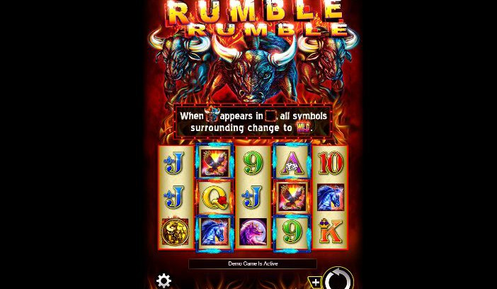 rumble rumble slot from Ainsworth