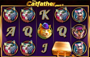 The Catfather: Part II Slot Machine