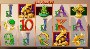 888 Turtles Slot Machine