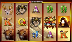 Eagle Bucks Slot Machine