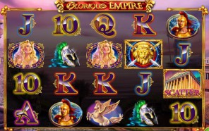Glorious Empire Slot Machine