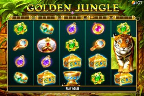 Golden Jungle Slot Machine