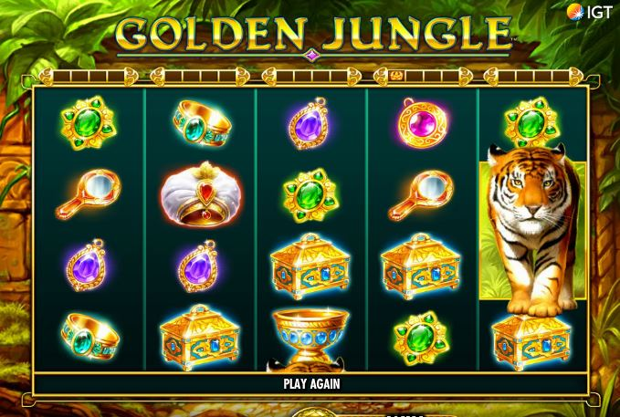 Golden Jungle from IGT