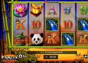 Panda King Slot Machine