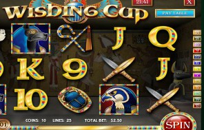 Wishing Cup Slot Machine