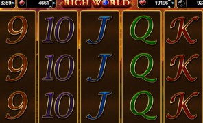 Rich World Slot Machine