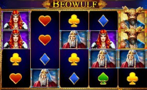 Beowulf Slot Machine