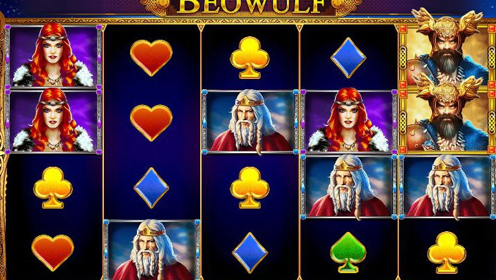 Beowulf from Pragmatic Play