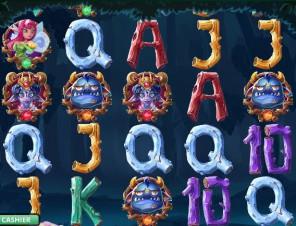The Odd Forest Slot Machine